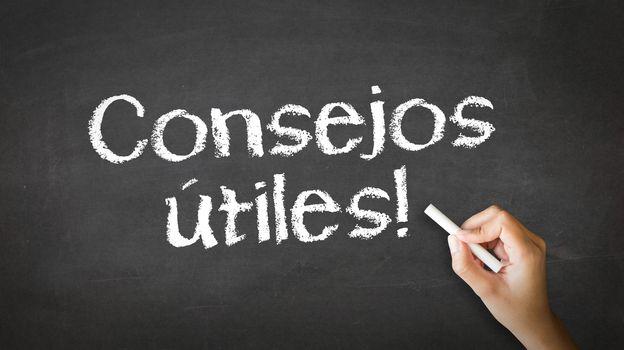 Helpful Tips (In Spanish)