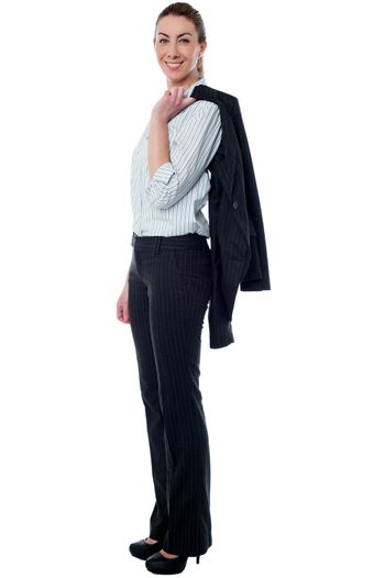 Full length shot of a business professional