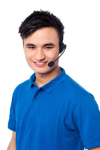 How can I assist you today?