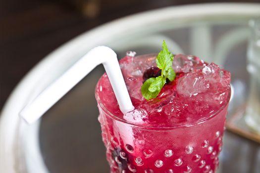 berry soda