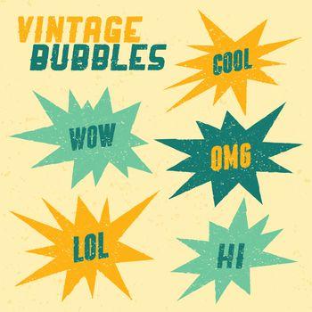 Retro Bubbles Collection