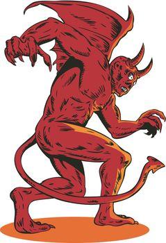Evil Creature Monster