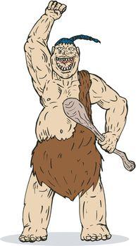 Super Hero Caveman