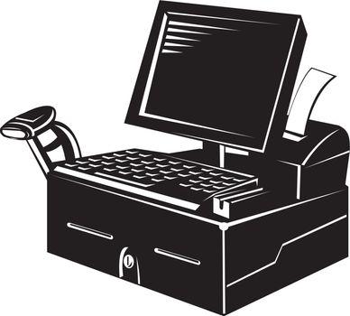 Computer Cash Register