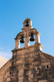 Church Bells in Dubrovnik, Croatia.