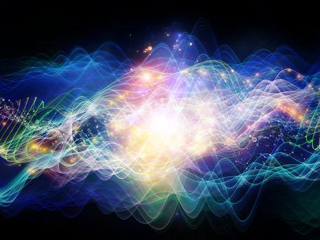 Metaphorical Dynamic Waves