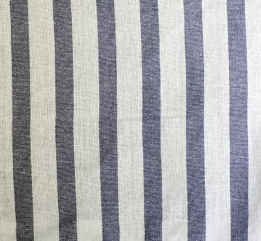 Vertical striped weave material