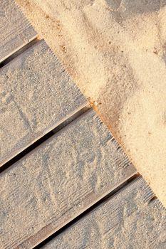 Boardwalk detail