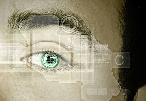 Identification of eye