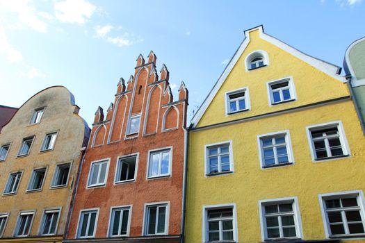 Houses of Landshut