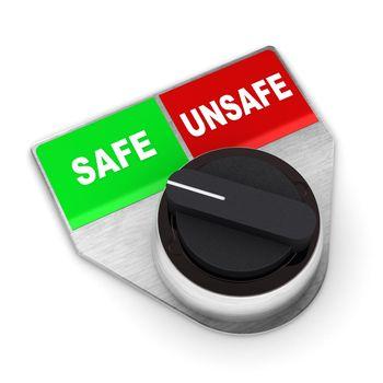 Safe Vs Unsafe Concept Switch