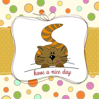 kitty wishes you a nice day
