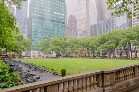 Bryant Park, Manhattan, New York City