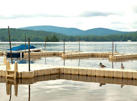 adirondack docks