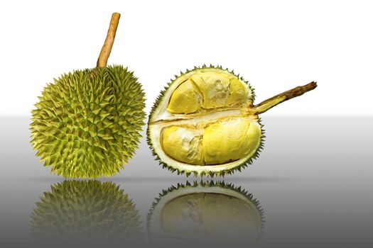 long stem, king of durian sweet and delicious