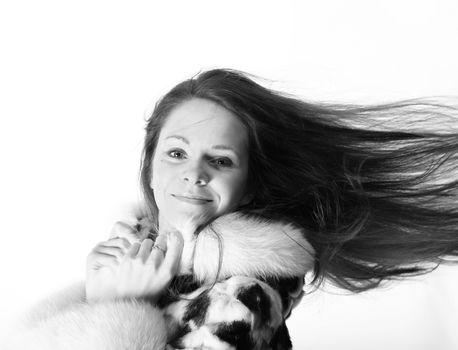 fur girl