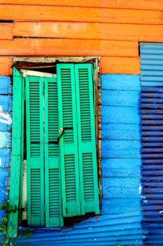Colorful Slum