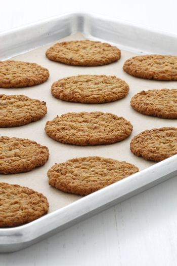 Delicious soft baked oatmeal cookies,  a moist and flavorful dessert that everyone will enjoy and love.