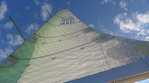 Big sail