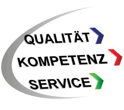 German satisfaction label