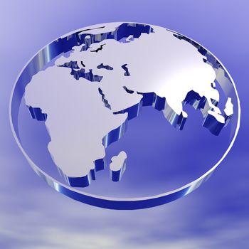 Earth Pictogram