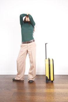 emotions before departure