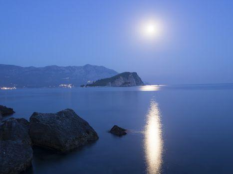 Montenegro night