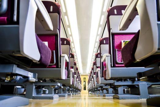 Seats in Train1