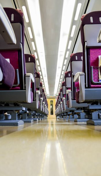 Seats in Train2
