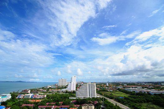 Pattaya in Thailand