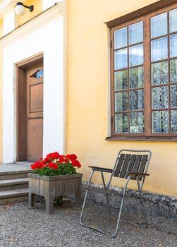 Classic Scandinavian architecture