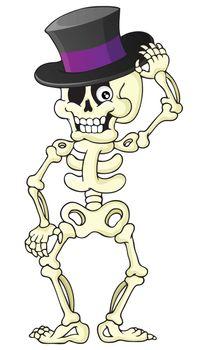 Skeleton theme image 1