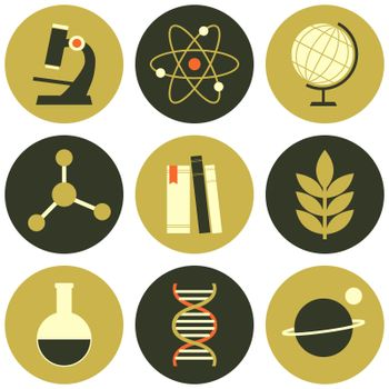 Science Icons Collection