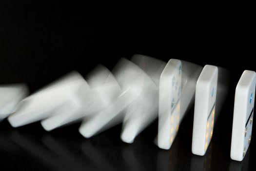 Domino effect