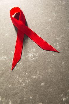 Awareness ribbon for aids