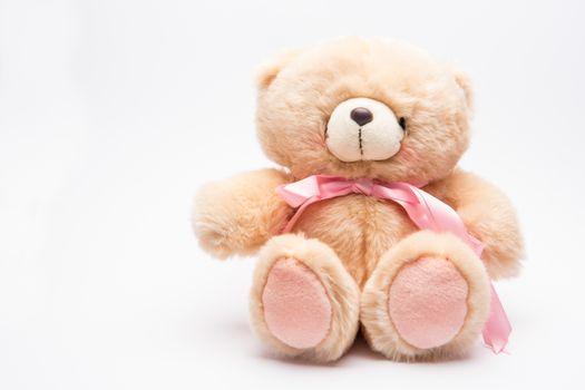 Teddy bear for a girl