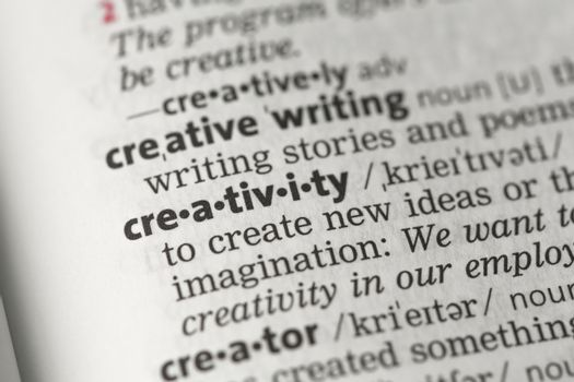 Creativity definition