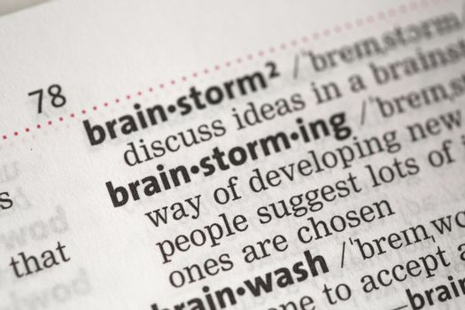 Brainstorming definition