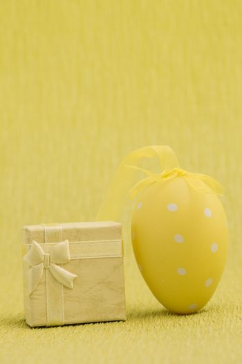 A gift and an easter egg
