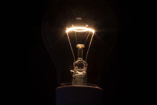 Bright filament bulb