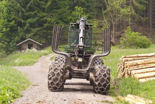 Forestry Machine