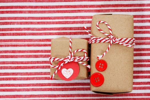 Handmade craft gift boxes