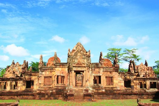 Khmer Stone Sanctuary, Buri Ram, Thailand