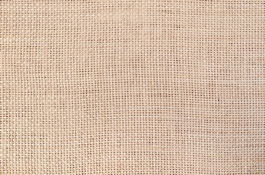 Texture of coarse woven fabric