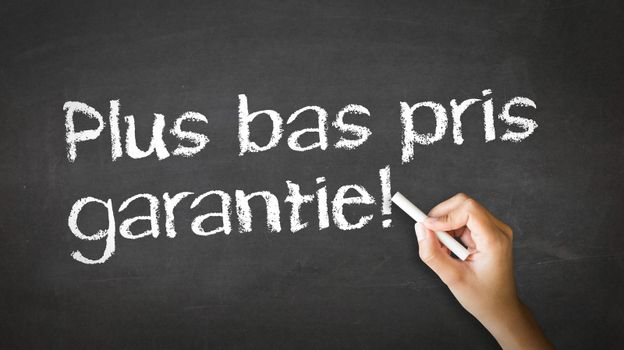 Lowest Price Guarantee (In French)