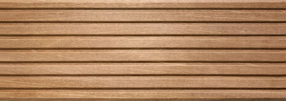 detail of a wooden board