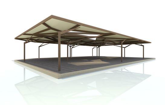 Organic Structure Pavillion