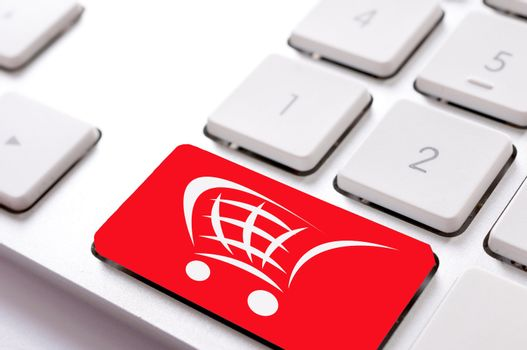 Shoping button