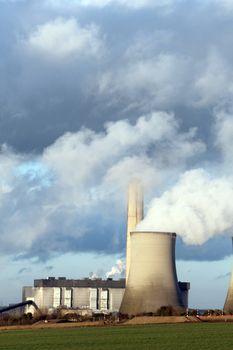 Weston Super Mare power plant