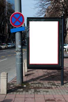 Street ads